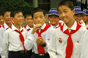 Pchjongjang škola