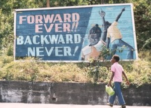 ForwardEverBackwordNever