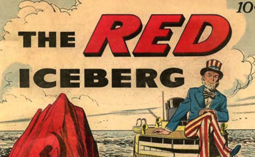 Red scare and yellow peril: challenging the New McCarthyism